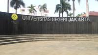 Kampus Universitas Negeri Jakarta (UNJ) (Liputan6.com/ Devira Prastiwi)