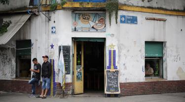 La Boca, Distrik Tertua di Buenos Aires