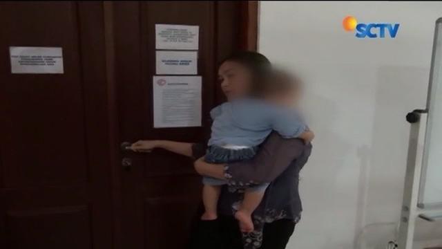 Kondisi bayi 11 bulan di Bali, yang menjadi korban penganiayaan orangtuanya, kini dalam kondisi sehat, meski belum stabil.
