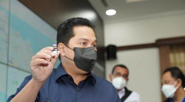 Menteri Badan Usaha Milik Negara (BUMN) Erick Thohir. Dok BUMN