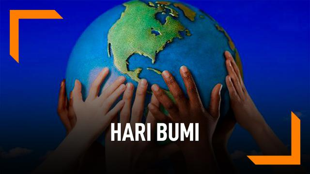 Peringati Hari Bumi, Ini Hal Sederhana yang Bisa Dilakukan