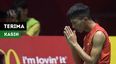 Berita video ungkapan terima kasih kepada segala elemen di Asian Para Games 2018 yang sukses telah menginspirasi banyak orang.
