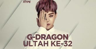 G-Dragon Ultah ke-32, Penggemar Berharap BIGBANG Comeback