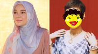 6 Potret Transformasi Dewi Sandra, dari Awal Karier Hingga Berhijab (sumber: Instagram.com/dewisandra dan KapanLagi.com)