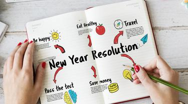 Cara Membuat Resolusi Tahun Baru 2020 yang Lebih Mudah Diwujudkan