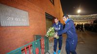 Kiper tim nasional Italia, Gianluigi Buffon, berharap agar tragedi dalam sepak bola seperti Heysel tak terulang.