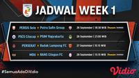 Jsdwal Liga 2 2021 : PSCS Cilacap vs PSIM Yogyakarta