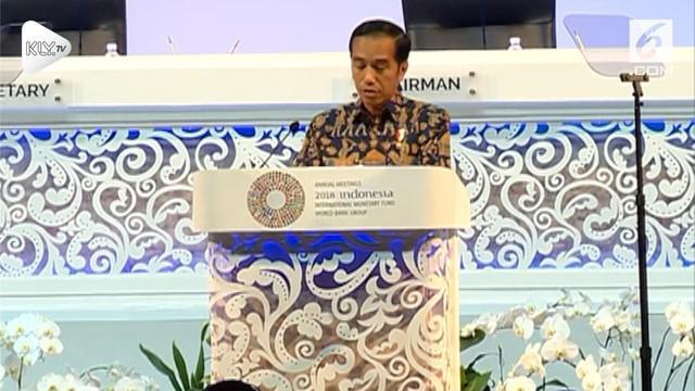 Presiden Joko Widodo mennggunakan cerita Game of Thrones dalam pidatonya di forum pertemuan IMF-WB. Warganet heboh menanggapi hal ini.