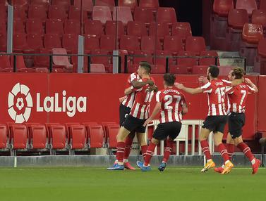 Atletico Bilbao Taklukkan Tuan Rumah Sevilla