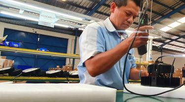 Pengembangan Teknologi, Kementerian ESDM Susun Roadmap Pencahayaan Lampu LED