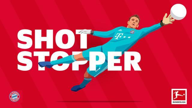 Berita video 10 saves terbaik sepanjang 2020 di Bundesliga, termasuk yang dilakukan kiper Bayern Munchen, Manuel Neuer.