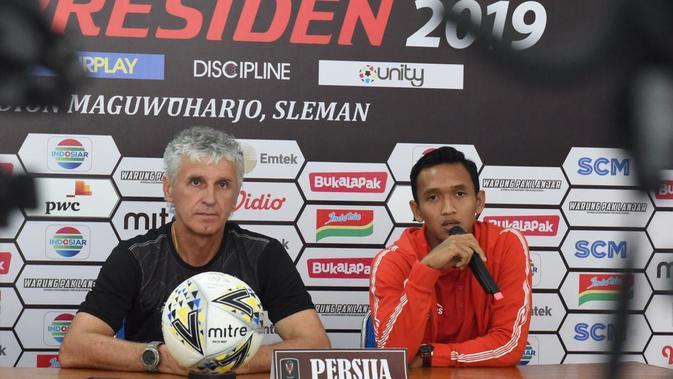 Pss Vs Persija Photo: Bek Persija Ungkap 2 Keunggulan PSS Di Piala Presiden 2019