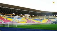 Stadion Manahan Solo akan memiliki rumput berkualitas (Dok Kementerian PUPR)