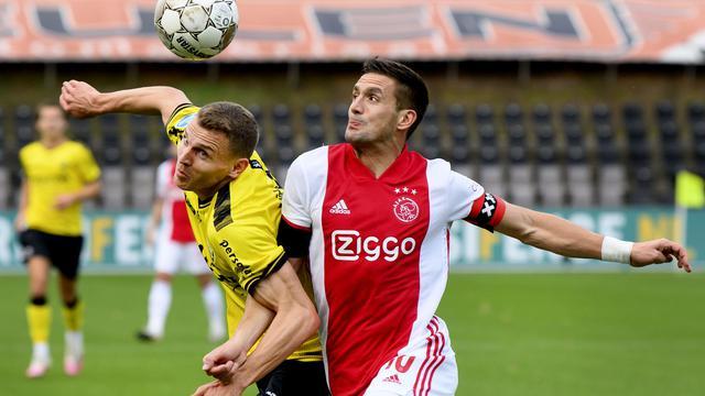 VVV Venlo Vs Ajax Amsterdam