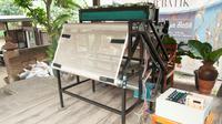 Mesin Batik Fotonik - Purwarupa TRL 7 (Humas ITB)