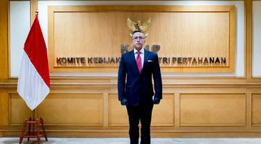 Maruli Tampubolon dilantik sebagai Ketua Bidang Hukum dan Perundang-undangan KKIP (ist)