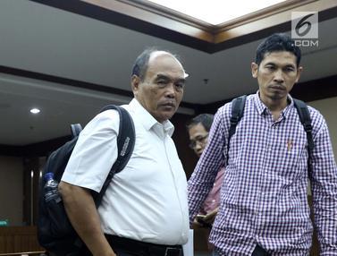 Terkait Korupsi Komisi Fiktif, Mantan Dirut Jasindo Dituntut 9 Tahun Penjara