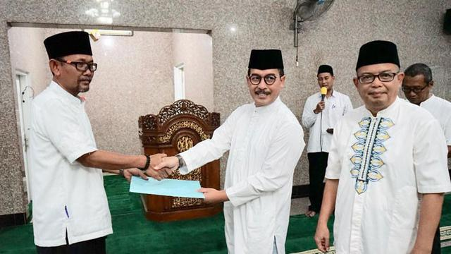 BP Batam Meningkatkan Silaturahmi Bersama Masyarakat Melalui Safari Ramadhan