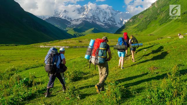 kata kata pendaki gunung makna mendalam bikin termotivasi