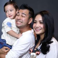 Raffi Ahmad - Nagita Slavina (Nurwahyunan/Bintang.com)