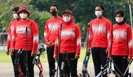 Enam atlet panahan Indonesia akan tampil  pada kualifikasi terakhir Piala Dunia Panahan 2021 Paris, Prancis, 18-21 Juni. (Dok. NOC Indonesia)