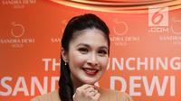 Sandra Dewi (Fimela.com/Bambang E.Ros)