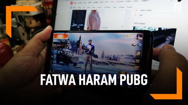 Pasca Tragedi Penembakan, MUI Akan Kaji Fatwa Haram PUBG