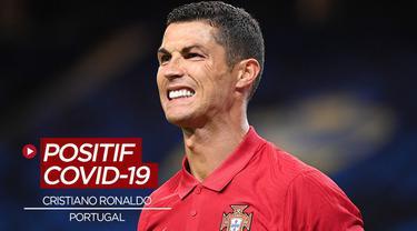 Berita Video Cristiano Ronaldo positif COVID-19 ketika membela Portugal di UEFA Nations League