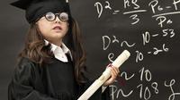 Ingin tahu ciri-ciri anak jenius?
