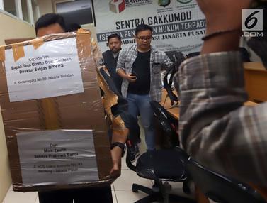 Bawaslu Jakarta Pusat Amankan Temuan Form C1 Pemilu