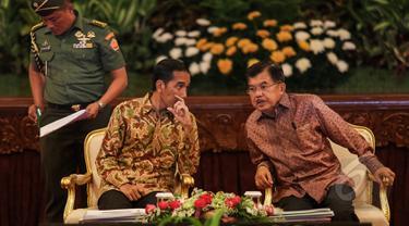 Presiden Jokowi Pimpin  Sidang Kabinet Paripurna di Istana Negara
