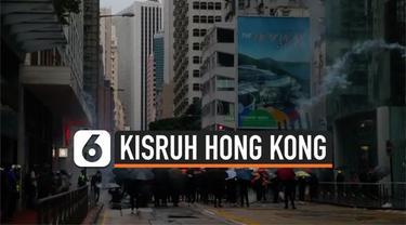 Gelombang demonstrasi yang terus terjadi di Hong Kong menimbulkan kericuhan antara warga dengan polisi. Beredar isu pemerintah Hong Kong memnita bantuan China untuk mengatasi demonstrasi.