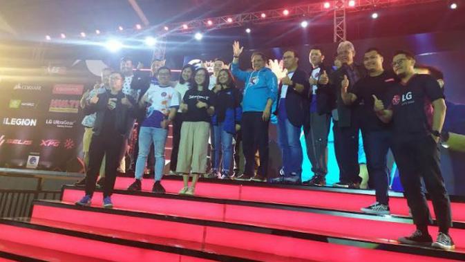 Menkominfo Siapkan Infrastruktur Pengembangan E-Sports Di Indonesia