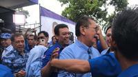 Deddy Mizwar di DPC Partai Demokrat, Cibinong, Bogor