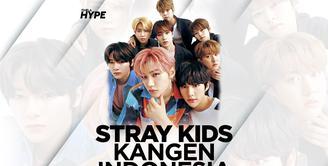 Stray Kids Curhat Kangen Indonesia