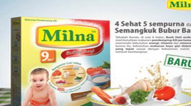 Milna Makanan Bayi Parenting Fimela Com