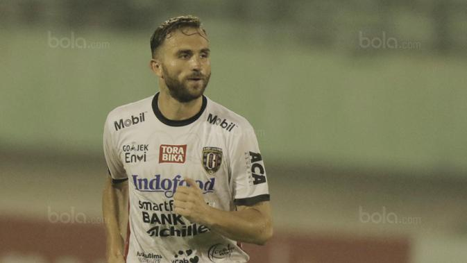 Shopee Liga 1 Bali United Vs Persija: Adu Tajam Spasojevic dan Simic 9