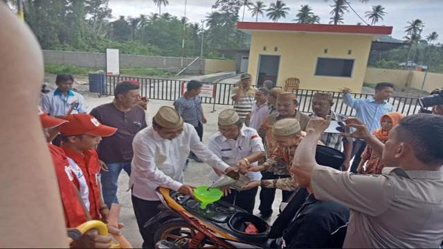 Waw Pertamina Pastikan Pasokan BBM aman di Sumatera Barat Gan
