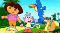 Setidaknya ada lima buah serial kartun anak mancanegara yang menyimpan sisi lain yang boleh dikata mengerikan. Apa saja itu?