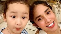 Sheva anak Ussy Sulistiawaty (Sumber: Instagram/ussypratama)