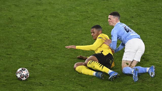 Bungkam Dortmund, Man City Lolos ke Semifinal