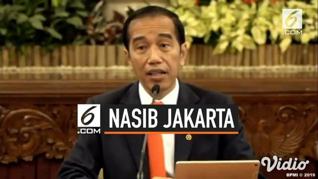 Presiden resmi mengumumkan lokasi Ibu Kota yang baru di Pulau Kalimantan. Presiden menegaskan meskipun Ibu kota pindah, tapi Jakarta tetap akan menjadi pusat bisnis dan keuangan Indonesia.