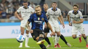 Hasil Liga Italia: Dimarco Gagal Penalti, Inter Milan Ditahan Atalanta