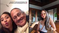 Jarang Terekspose, Ini 6 Potret Farah Azizah Cucu BJ Habibie yang Cantik Memesona (sumber: Instagram.com/farrahhab)