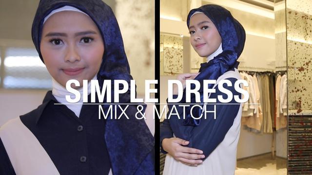 Sontek Gaya Busana Muslim Stylish Dari Dress Kemeja Ramadan