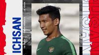 Timnas Indonesia - TM Ichsan (Bola.com/Adreanus Titus)