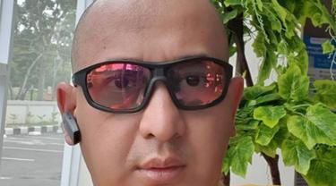 Ustaz Zacky Mirza tampil plontos