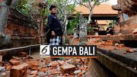 Gempa bumi magnitudo 5,8 mengguncang wilayah Bali dan sekitarnya. Artis-artis tanah air yang tinggal atau berlibur di Bali mengaku turut merasakan guncangan gempa.