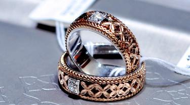 Kekaseh Wedding Ring - The Palace Anne Avantie 0815 2