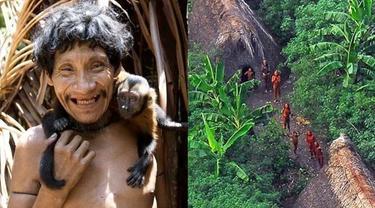 Susah Dijangkau, Ini 6 Suku Paling Terpencil di Dunia
